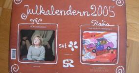 Den mytiska medaljongen, julkalendern 2005