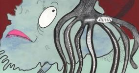 Kraken och leviatan